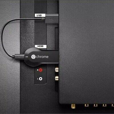 Cable for Google Chromecast USB Power Roku WiFi Fire Tv Stick HDR 4K HD Cord
