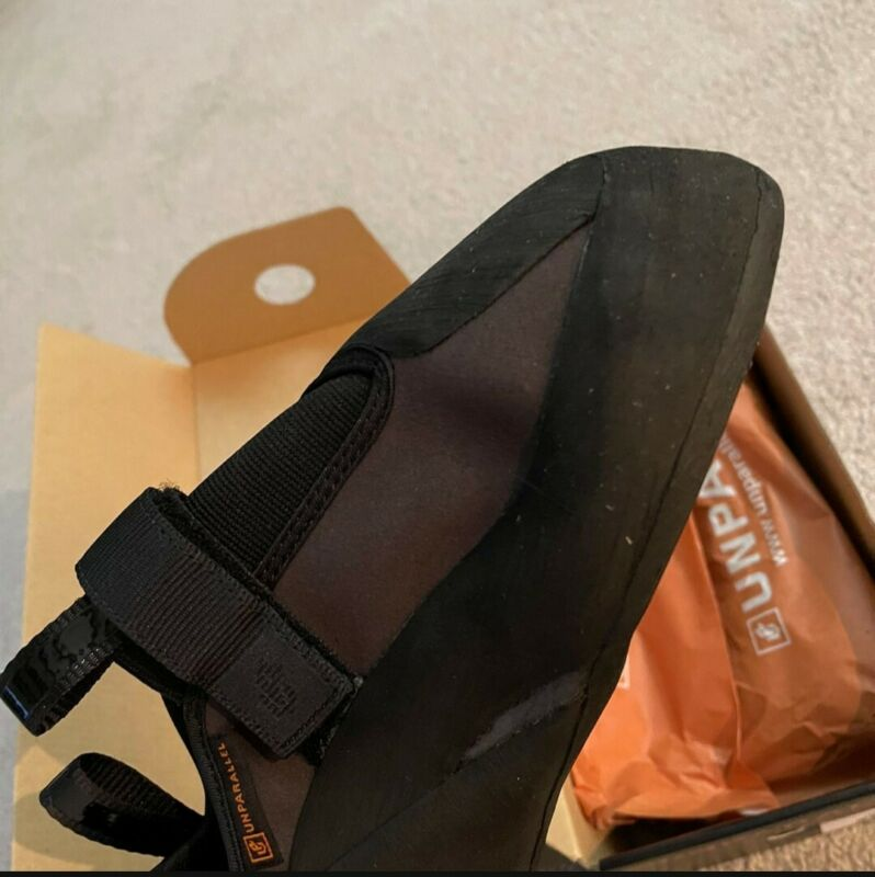 NEW UNPARALLEL REGULUS climbing shoes mens size 10