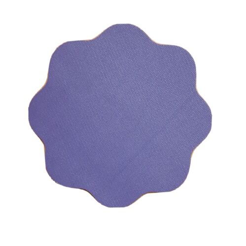 Magic Flower Rubber Jar Opener 5 inch wide Purple Made in th