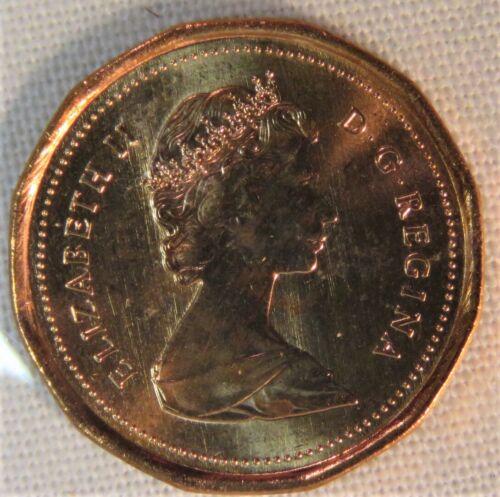1989 Canada Small Cent UNC