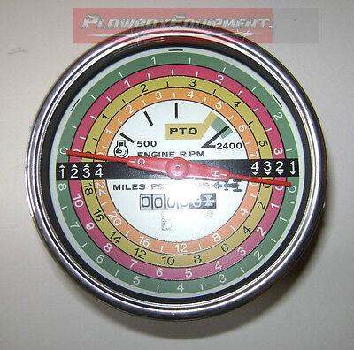 Tachometer For Farmall Ih 756 766 826 856 1256 1456 2856 2856 21256 Gasdiesel