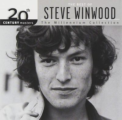 20th Century Masters: The Best of Steve Winwood (CD, Nov-1999, Island) (Best Of Steve Winwood)