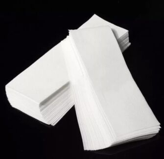Wanted: WAXING STRIPS $5.00 free postage