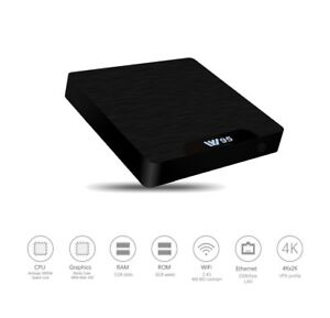 W95 Android box 2gb ram fully programmed