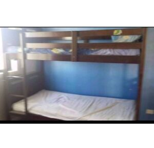 Kids bunk bed Timber Liverpool Liverpool Area Preview