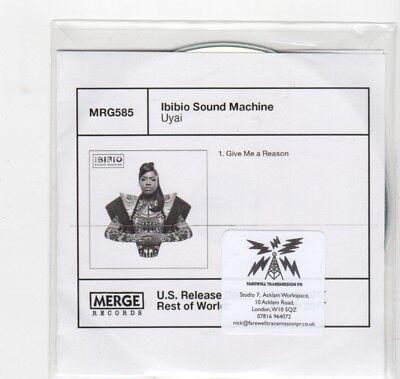 (HU745) Ibibio Sound Machine, Give Me A Reason - 2017 DJ