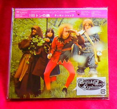 Chicken Shack 100 Ton Chicken MINI LP CD JAPAN MHCP-874 (Ton Ton Chicken)