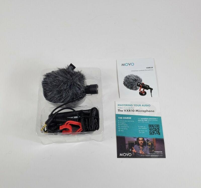 MOVO VXR10 Condenser Video Microphone