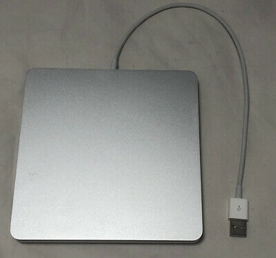 Apple USB SuperDrive Model A1379. External Drive for CD, DVD & Blu-ray