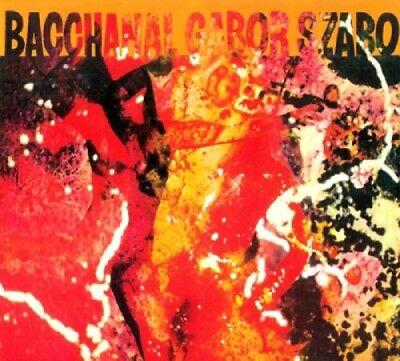 GABOR SZABO - BACCHANAL & JIMMY STEWART,HAL GORDON CD NEU