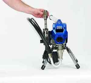 graco 495 paint sprayer manual
