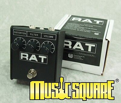 Proco Rat Distortion Pedal, Pro Co Rat    A Classic!!! Genuine Rat!
