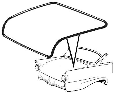 1960 1965 TAILGATE SEALS 121p388 also Full Size Glass Numbers From The 58 70 Cp Mpc also R184443P2001Y790MA additionally 140715 also How to. on 1963 ford tailgate
