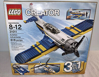 LEGO Creator 3in1: 31011 Aviation Adventures