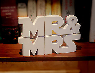 3D Star Wars Mr & Mrs table decoration centerpice cake topper wedding gift