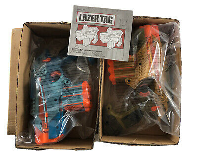 Lazer Tag Phoenix LTX Tagger 2-pack Laser Tag New In Box Nerf Hasbro 92692