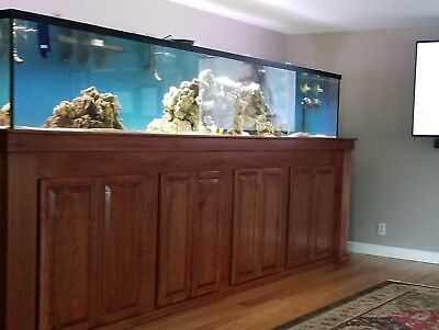 Fish tank  stands and hoods custom
