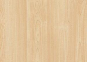 Pellicola adesiva acero naturale larg 67 5 cm in vinile for Pellicola adesiva effetto legno