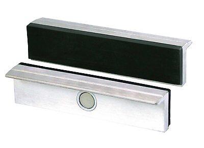 BROCKHAUS HEUER 116160 Schraubstockbacken Wechselbacken 160 mm wendbar
