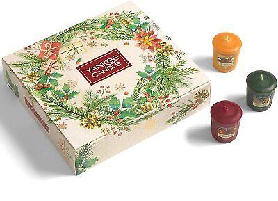 YANKEE CANDLE Candele profumate, Magico Natale, Christmas Set