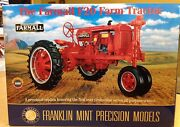 Franklin Mint Farmall Tractor