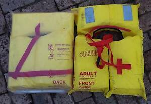 Two PFD Type 1 Life Jackets West Leederville Cambridge Area Preview