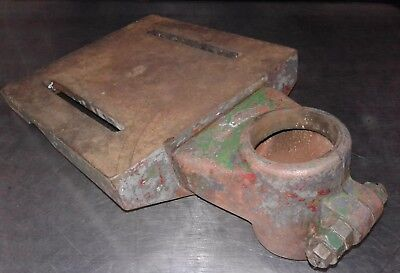 Vintage Buffalo Forge No. 15 Drill Press Parts. Table 11170  Fork 11166