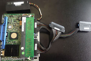 Dell-TU005-PERC-5i-5-i-SAS-RAID-Controller-Card-with-256MB-Cache-Battery
