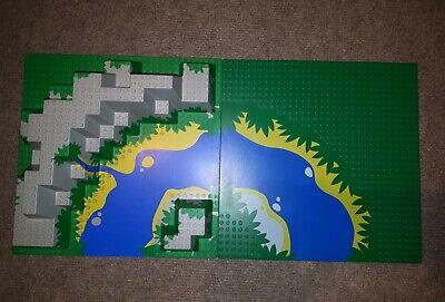 LEGO Boat Canoe w//4 Stickers Both Sides Pirate Islanders 6256 6278 6292 #6021