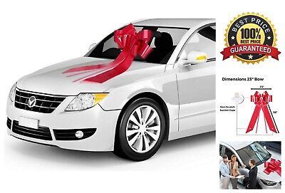 Giant Bows (Big Gift Car Giant 24