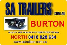 QUALITY NEW TRAILERS FROM SA TRAILERS.COM.AU FROM $1395 Burton Salisbury Area Preview