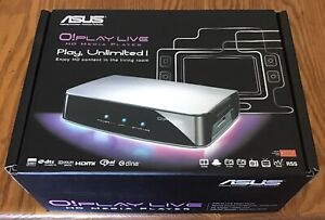 Asus O!Play Live Media Player