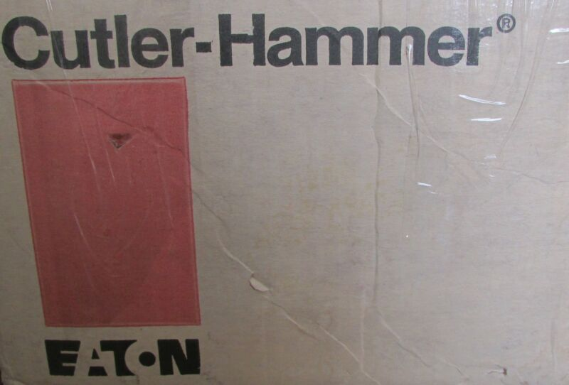 Eaton Cutler Hammer 30 Amp Disconnect Switch  C360 NC
