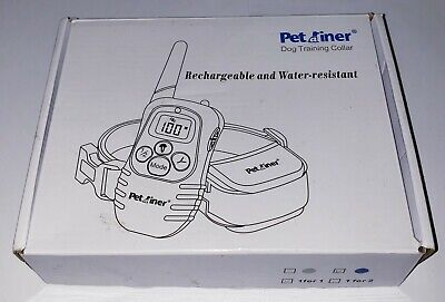 Pet Iner Dog Training Collar Rechargeable Train