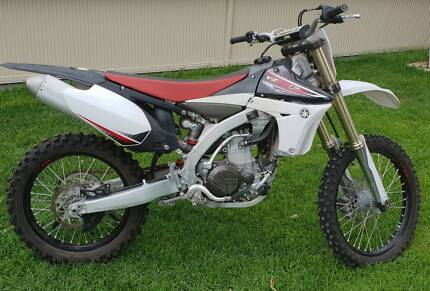 Yamaha yz450f Semaphore Port Adelaide Area Preview