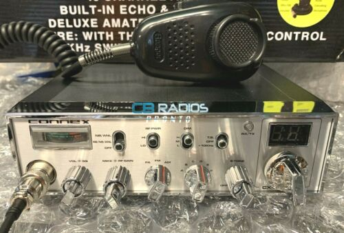 Connex 3300HP 10 Meter Radio - PERFORMANCE TUNED + RECEIVE ENHANCED