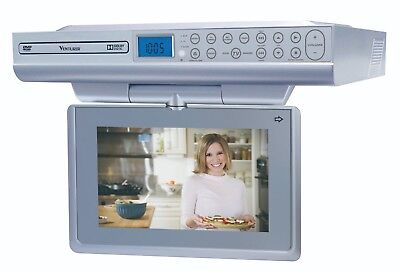 """Venturer 9"""" Undercabinet LCD TV/DVD Combo No HDMI In (New 1 Year Warranty)"""