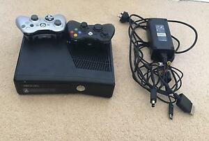 Xbox 360, two controllers and games New Lambton Newcastle Area Preview