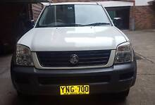 2003 Holden Rodeo Ute Westmead Parramatta Area Preview