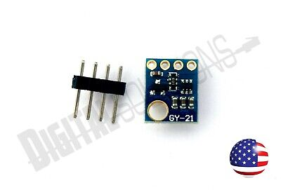 Si7021 Industrial High Precision Humidity And Temperature Sensor Module - I2c