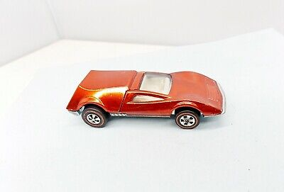Hot Wheels Tri-Baby - Red - AWESOME - Vintage Redline