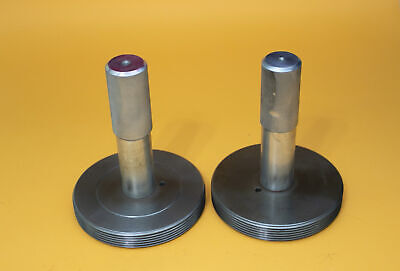 Npt Pipe Thread Go And Nogo Plug Gage 5 - 8 Set