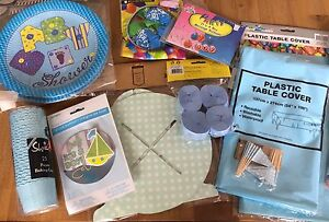 Baby shower/ gender reveal / boys birthday decorations NEW Byford Serpentine Area Preview