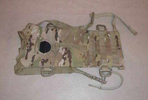 US Military Multicam OCP Camo Camelbak Hydration System Carrier Pack Thermobak3L