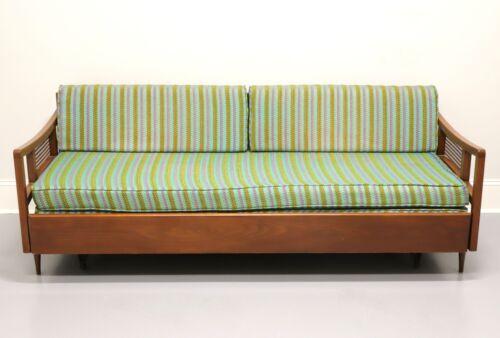 Vintage Mid Century Modern MCM Trundle Sleeper Sofa