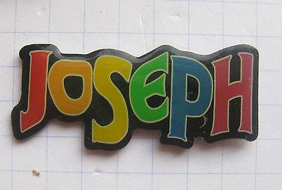 JOSEPH  MUSICAL ................................... Pin (105f)
