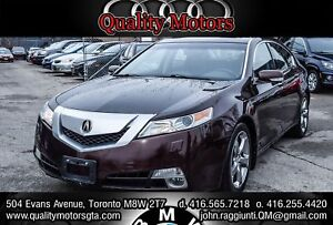 2009 Acura TL Technology Package AWD