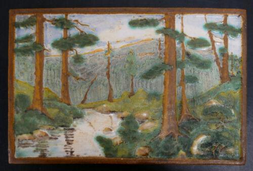 CALCO Polychrome Tile California Redwoods