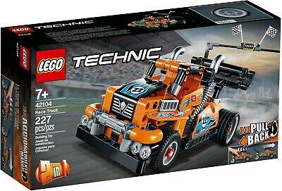 Lego Technic 42104 Race Truck Model New Building Sport Truck Vehicle
