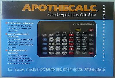 Stokes Publishing ApotheCalc Apothecary Calculator